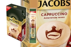 Jacobs Capuccino